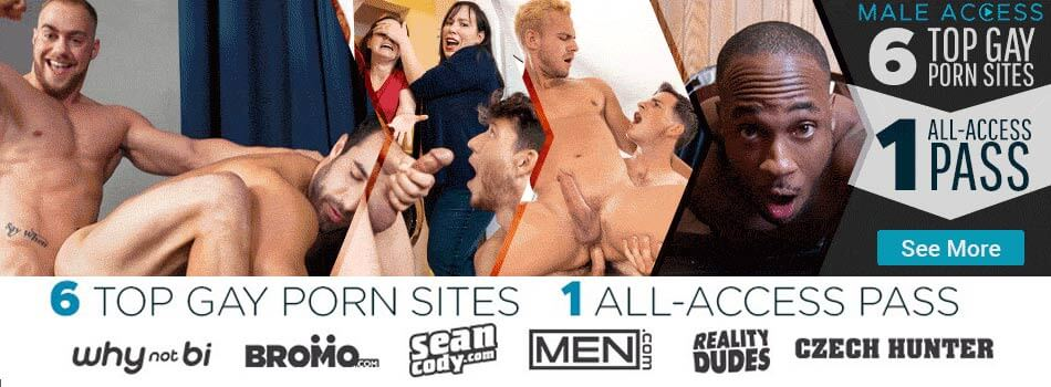 Click Here To Join The Premium Gay Porn Site MaleAccess.com For A Limited Time!