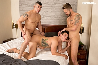 BROMO.COM » Anonymous Part 4 » Wesley Woods » Jeremy Spreadums » Reed Jameson