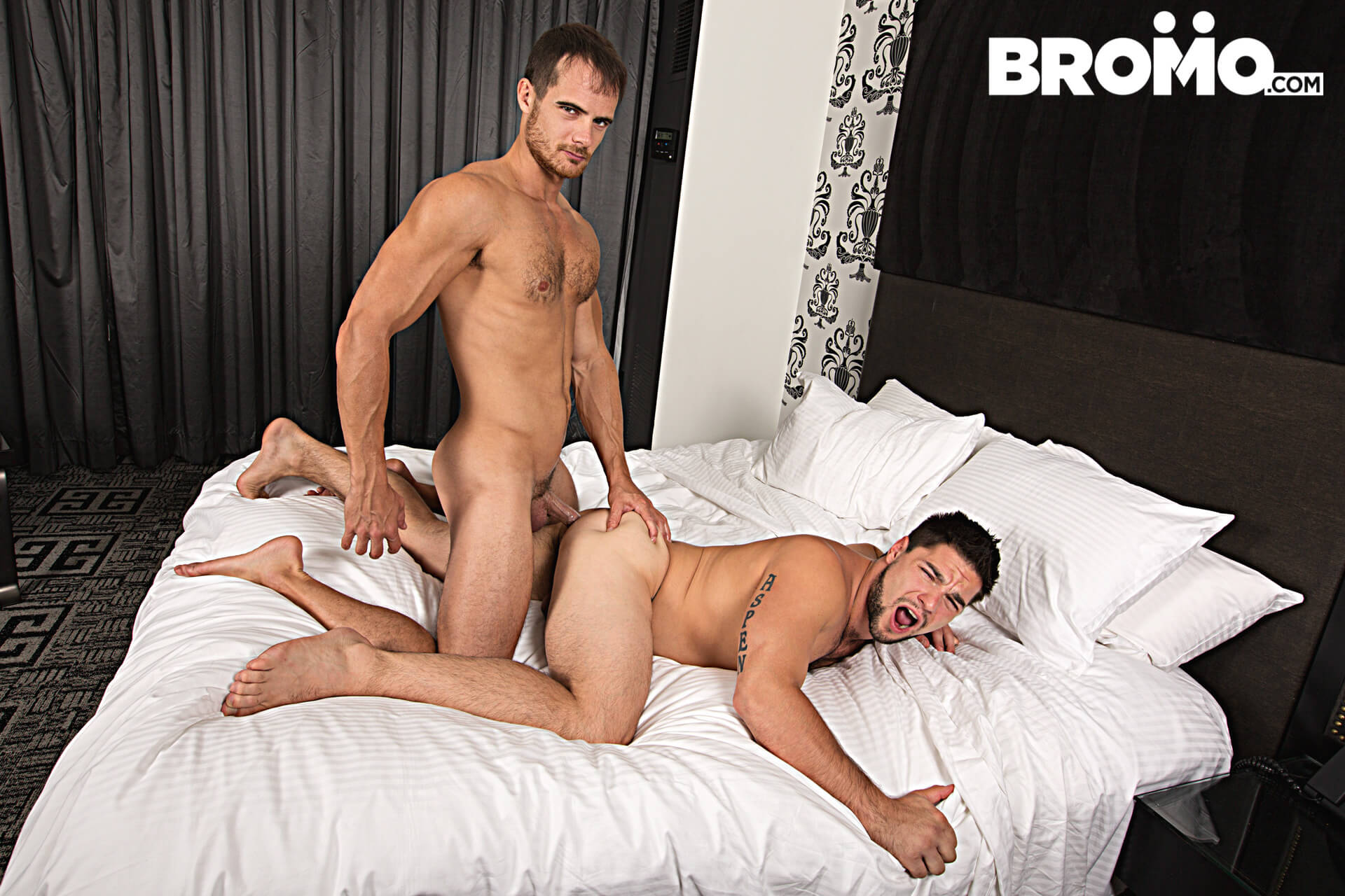 BROMO.COM » Str8 Bitch Part 1 » Aspen » Evan Marco