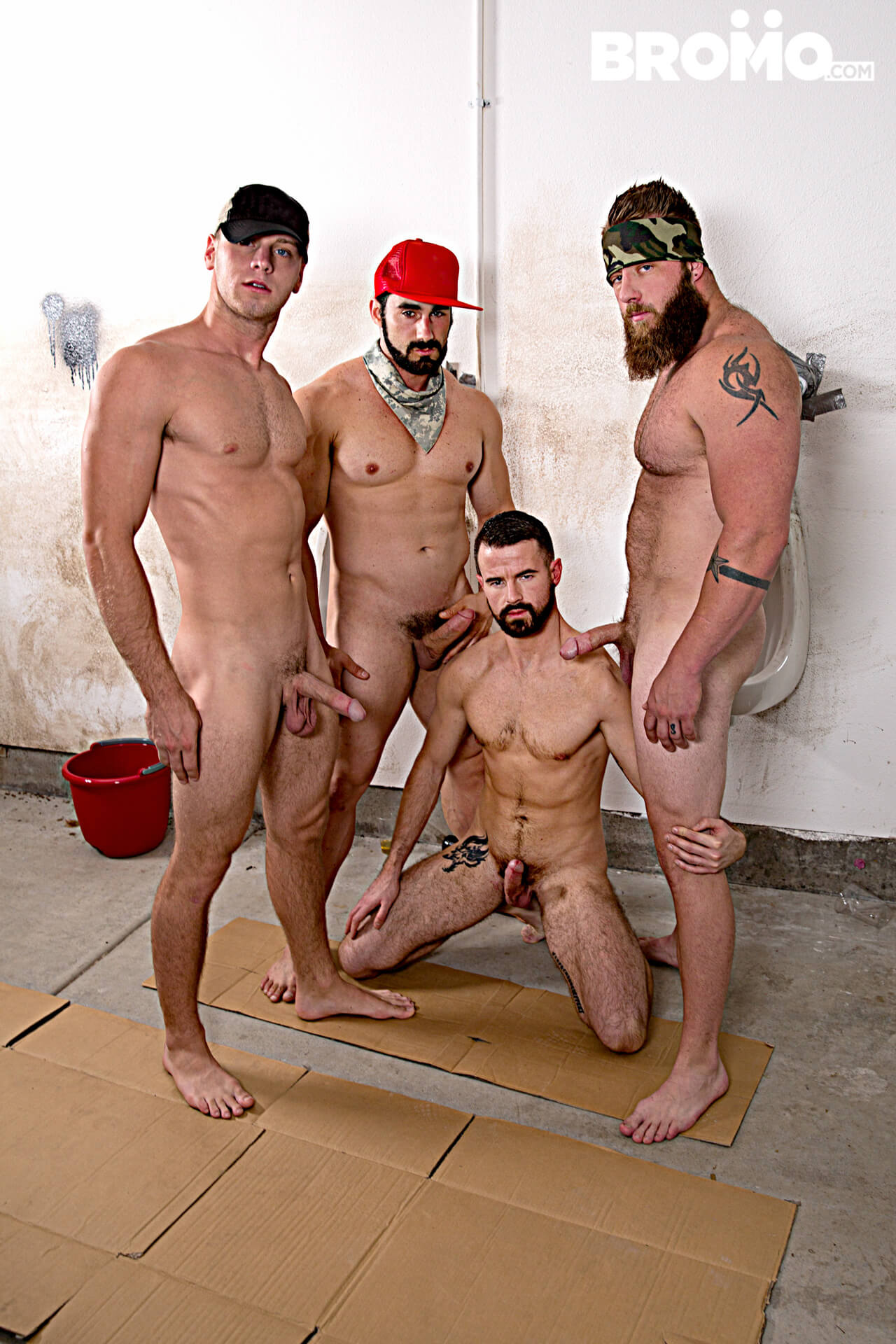 bromo the rednecks part 4 jaxton wheeler brandon evans aaron bruiser brendan patrick gay porn blog image 12