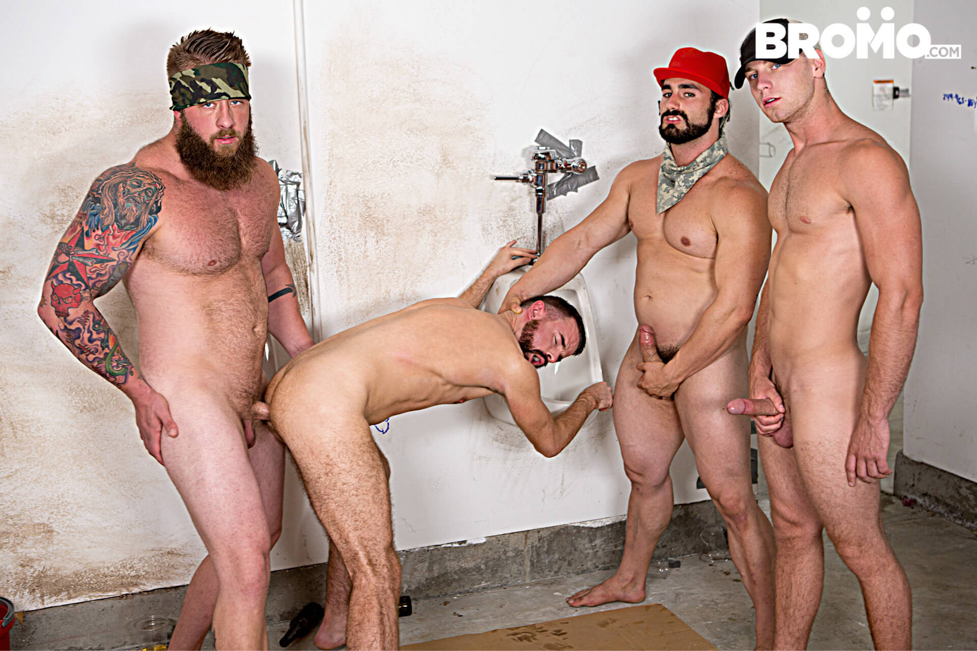 bromo the rednecks part 4 jaxton wheeler brandon evans aaron bruiser brendan patrick gay porn blog image 26
