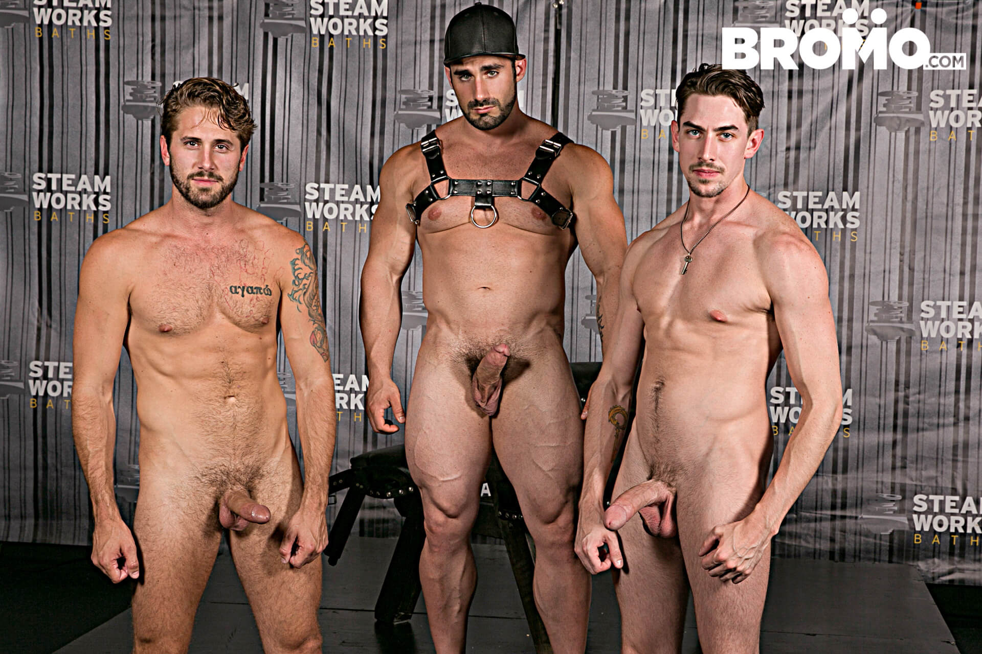 bromo the steam room part 2 jaxton wheeler jack hunter wesley woods gay porn blog image 12