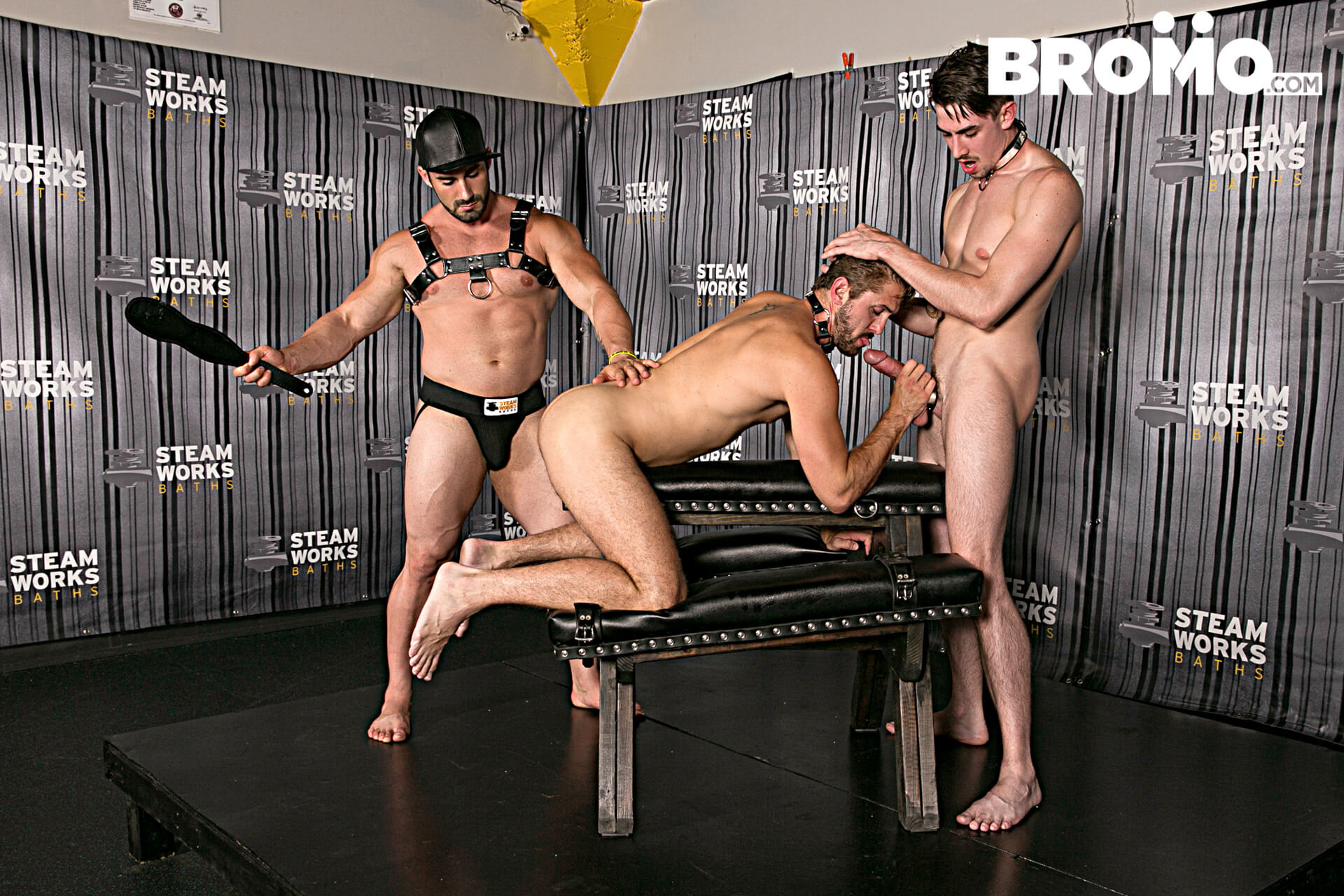 bromo the steam room part 2 jaxton wheeler jack hunter wesley woods gay porn blog image 16