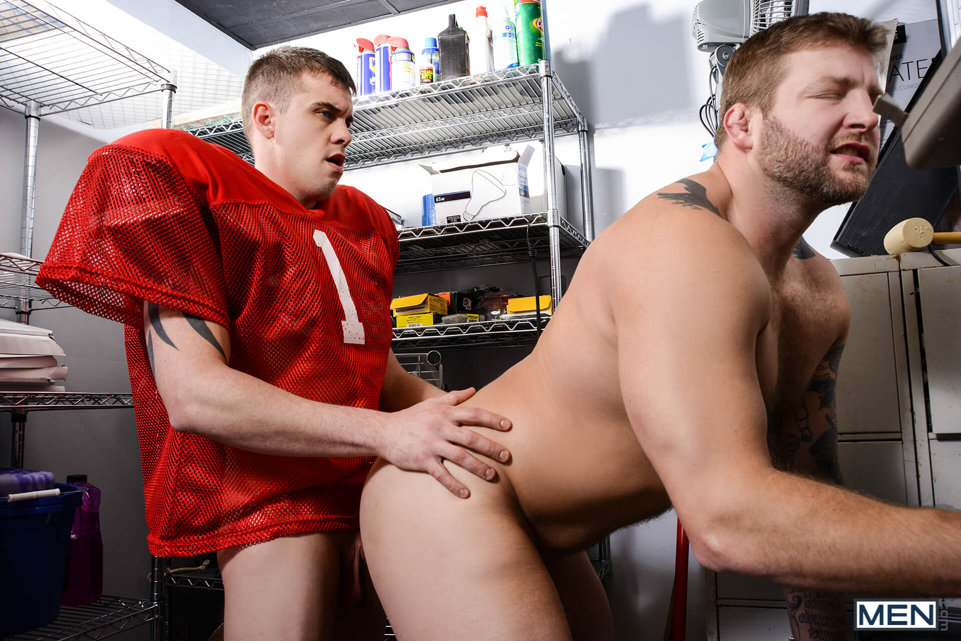 men big dicks at school janitors closet part 3 colby jansen darin silvers gay porn blog image 16