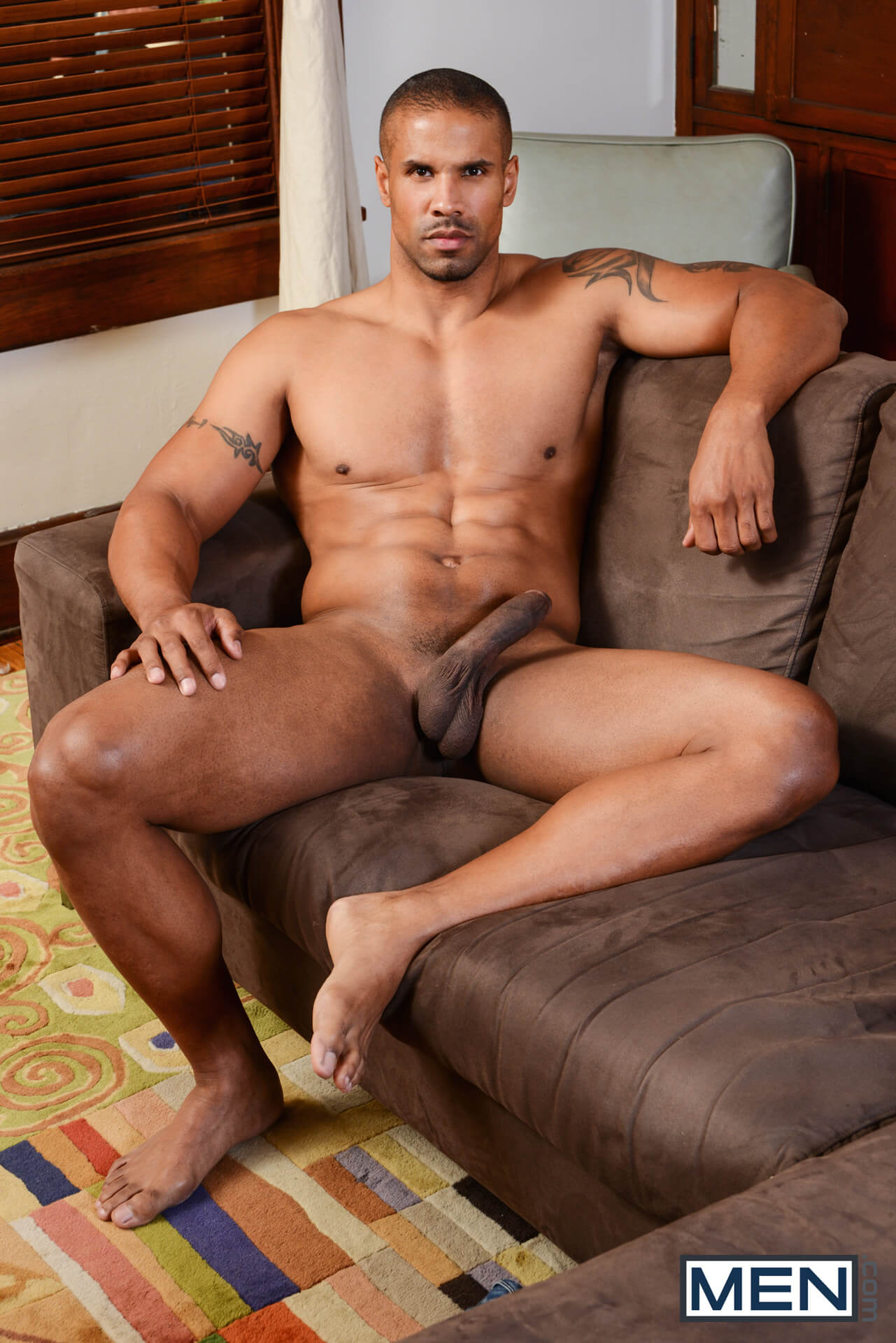 Naked player black nfl