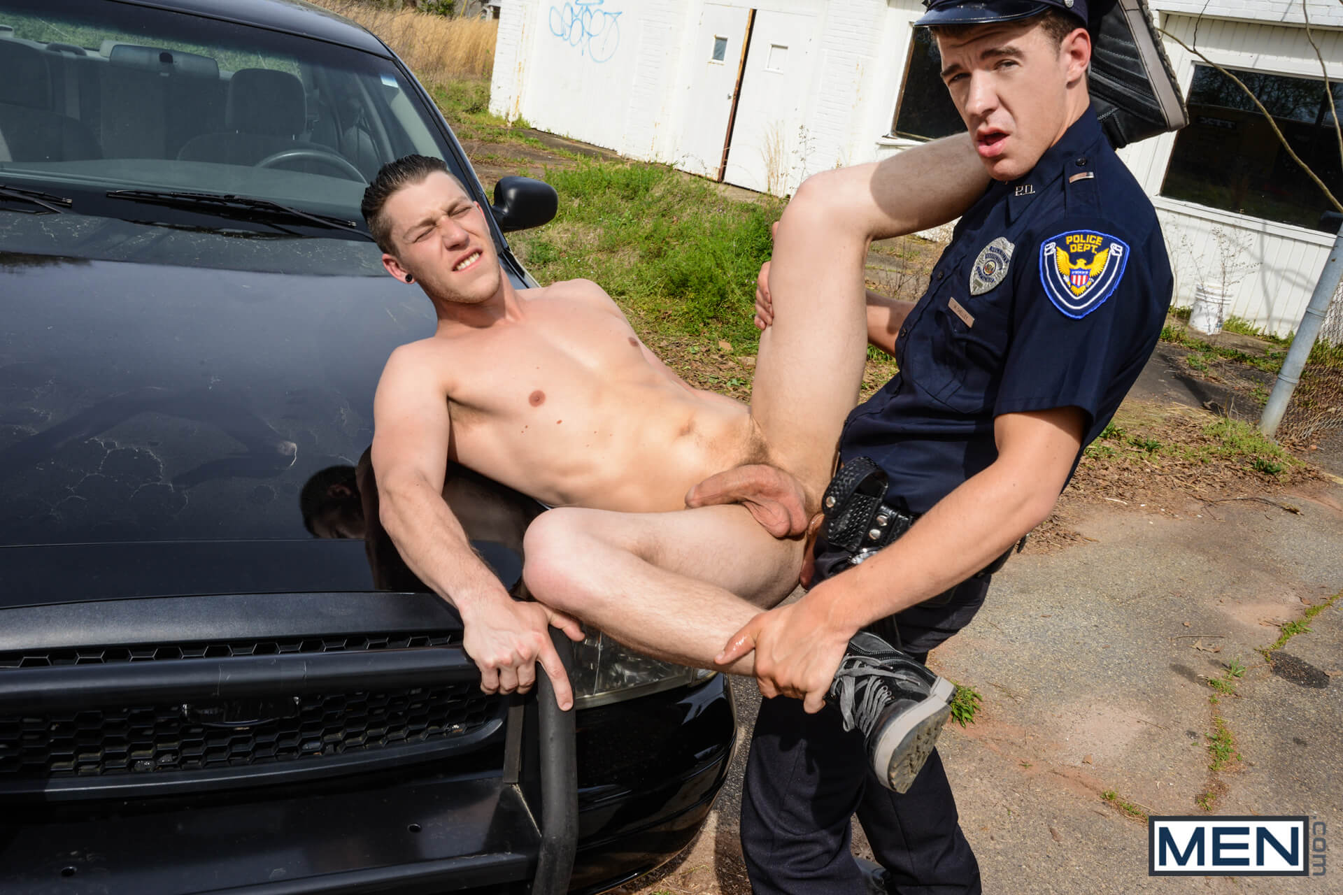 MEN.COM » Drill My Hole » America's Finest Part 3 » JJ Knight » Paul Canon