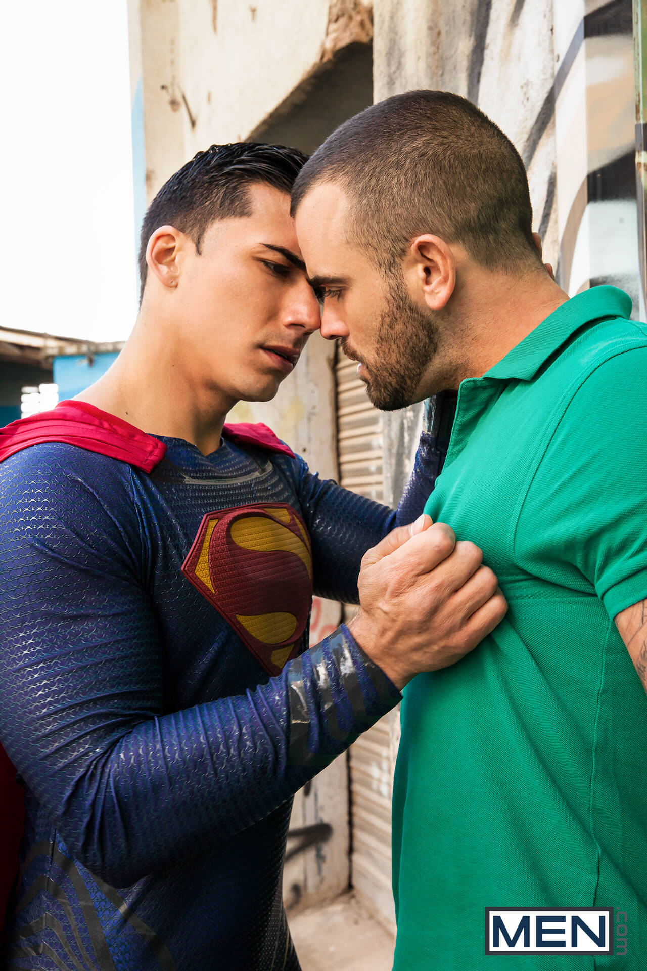 men drill my hole batman v superman a gay xxx parody part 1 damien crosse topher di maggio gay porn blog image 7