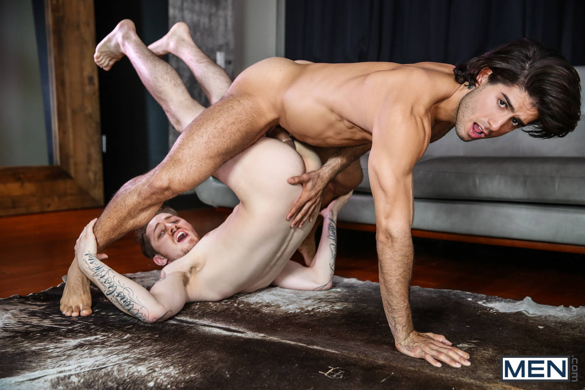 MEN.COM » Drill My Hole » Flexible Fuck » Diego Sans » Zak Bishop