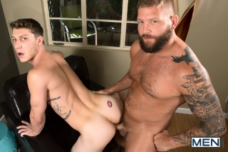 MEN.COM » Drill My Hole » Fling Cleaning » Colby Jansen » Paul Canon