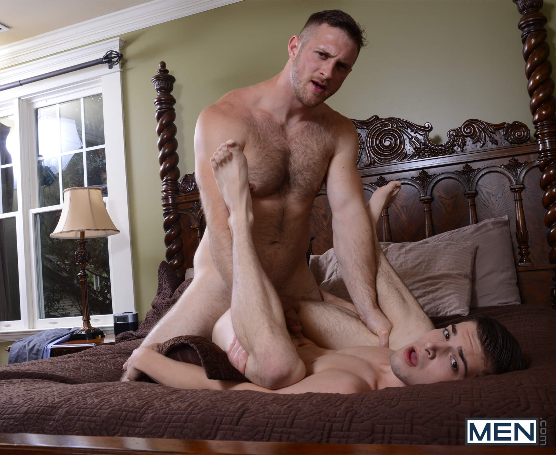 MEN.COM » Drill My Hole » Houseboy Part 1 » Johnny Rapid » Paul Wagner