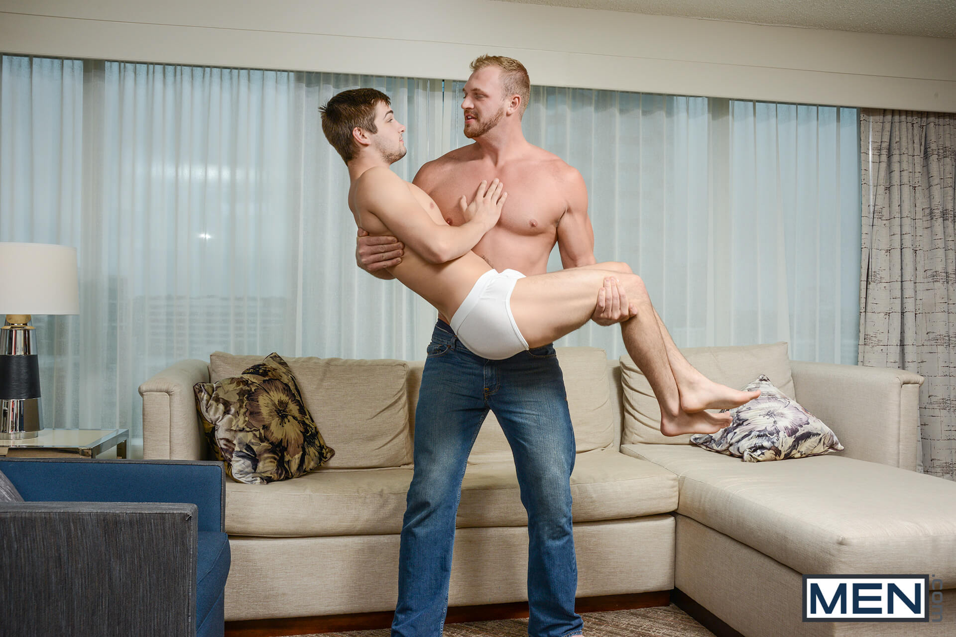 MEN.COM » Drill My Hole » Johnny And The Giant » Johnny Rapid » Josh ...