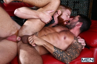 MEN.COM » Drill My Hole » Men Of Anarchy Part 2 » Bennett Anthony » Johnny Hazzard