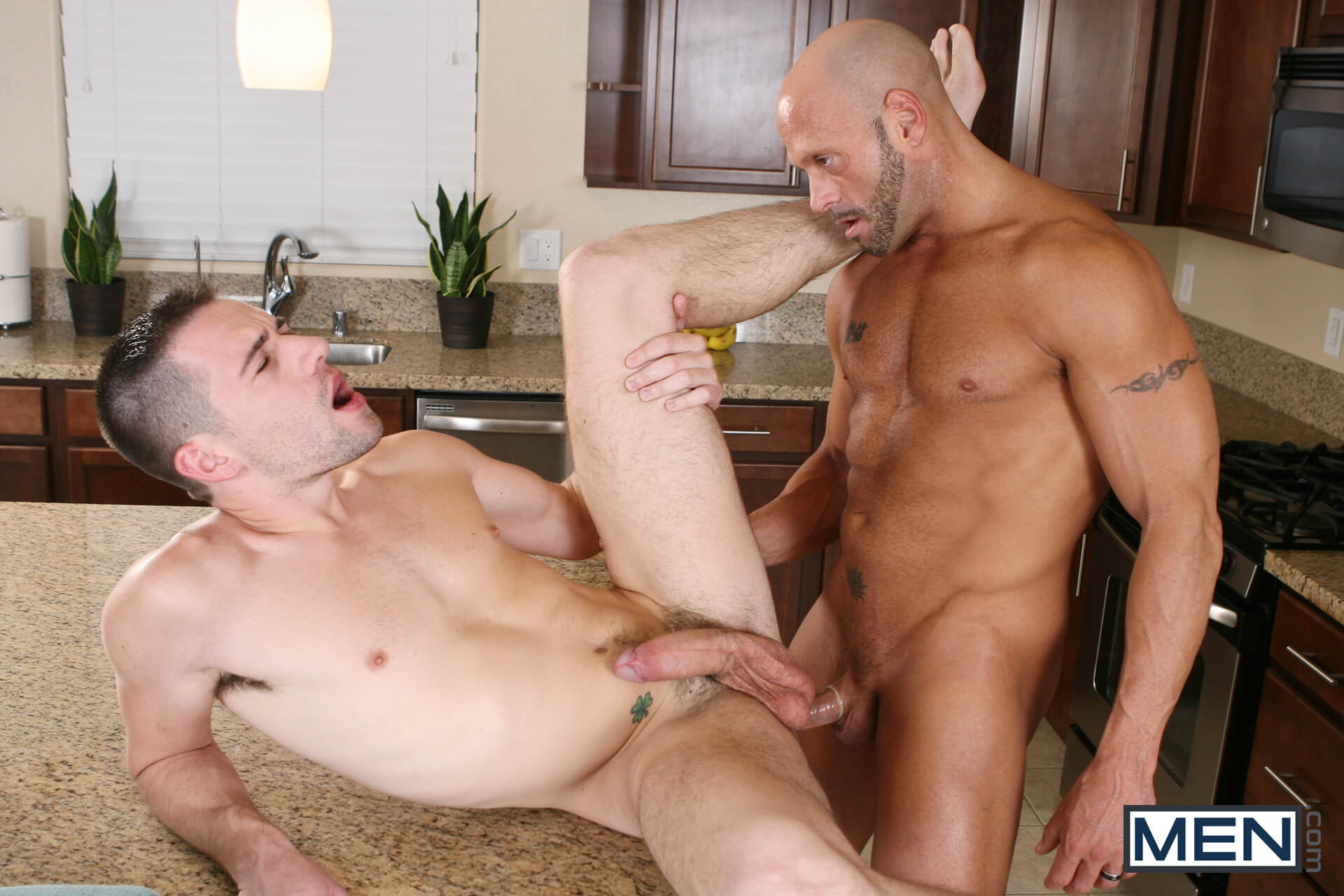 MEN.COM » Drill My Hole » My Mom's New Husband Part 3 » Coby Mitchell » Dylan Knight