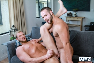 MEN.COM » Drill My Hole » My Mom's New Husband Part 6 » Josh Peters » Luke Adams