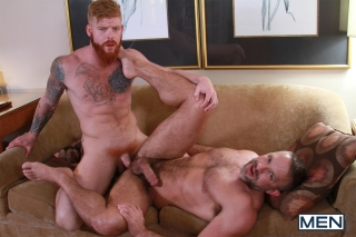 MEN.COM » Drill My Hole » Pretty Boy Part 1 » Bennett Anthony » Dirk Caber