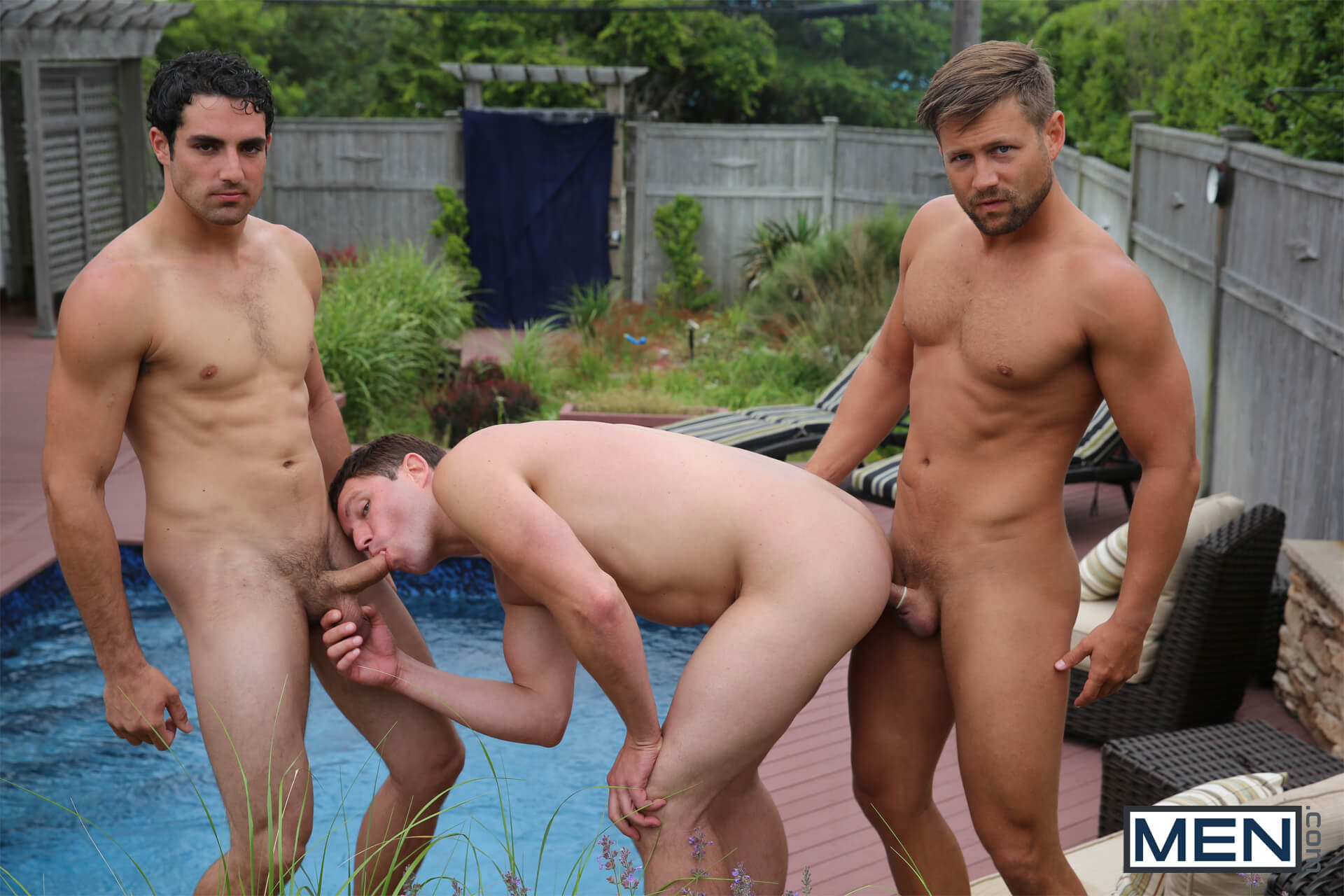 MEN.COM » Drill My Hole » Retribution Part 4 » Bobby Clark » Jack King » Travis James