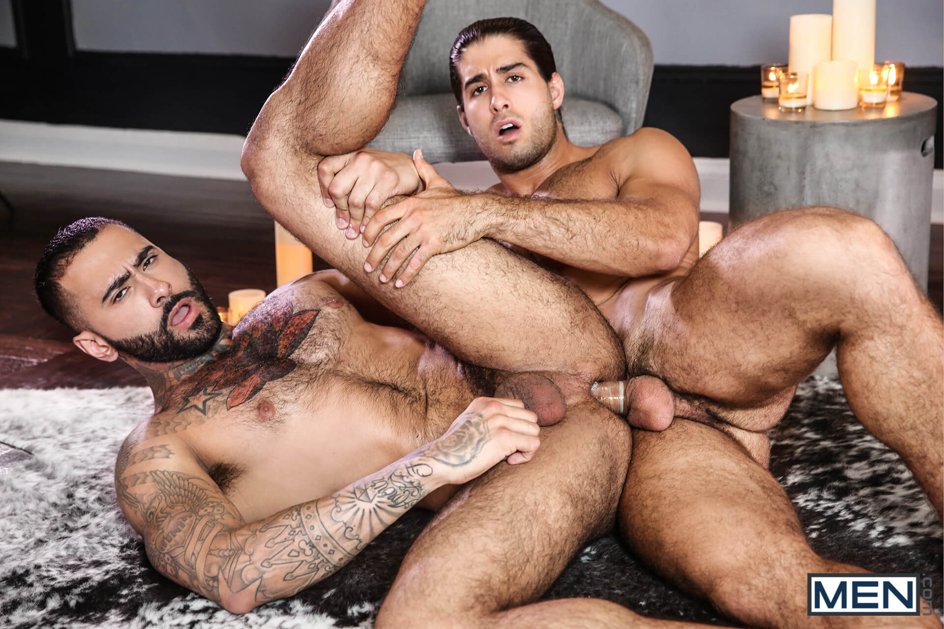 MEN.COM » Gods Of Men » Te Amo » Diego Sans » Rikk York