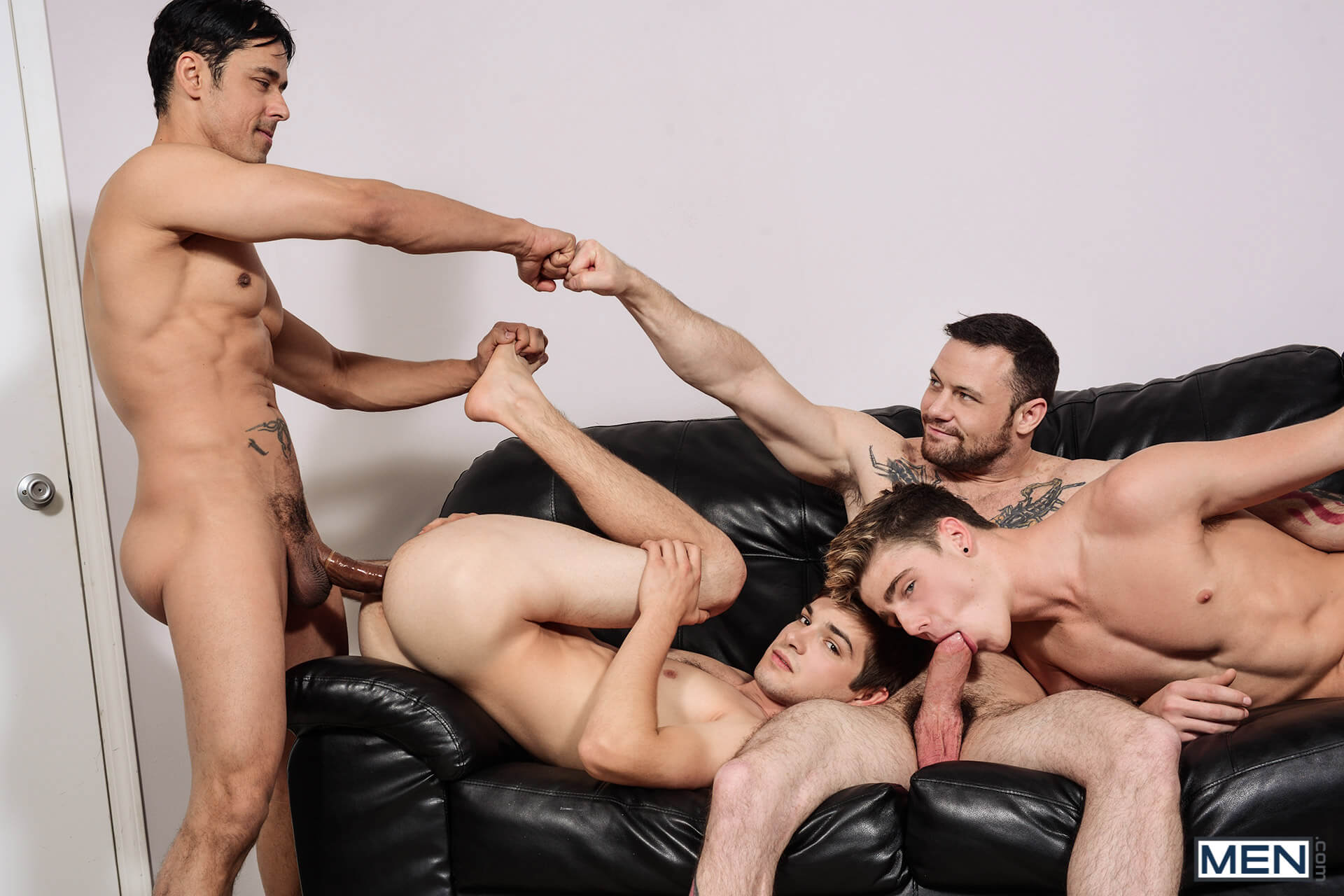 men jizz orgy im leaving you part 5 johnny rapid rafael alencar sergeant miles travis stevens gay porn blog image 25