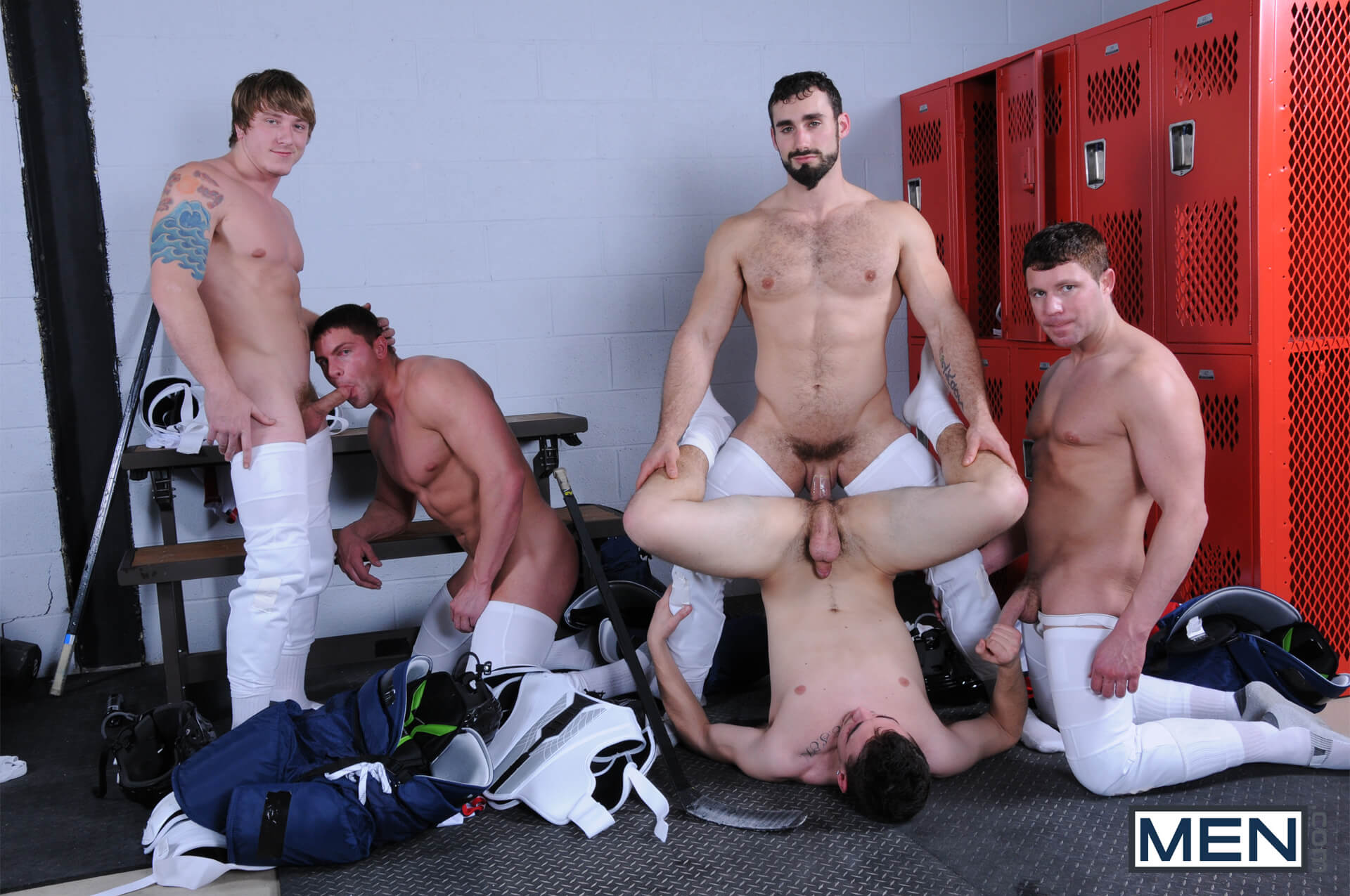 MEN.COM » Jizz Orgy » Team USA Part 3 » Asher Hawk » Jake Wilder » Jaxton Wheeler » Tom Faulk » Travis James