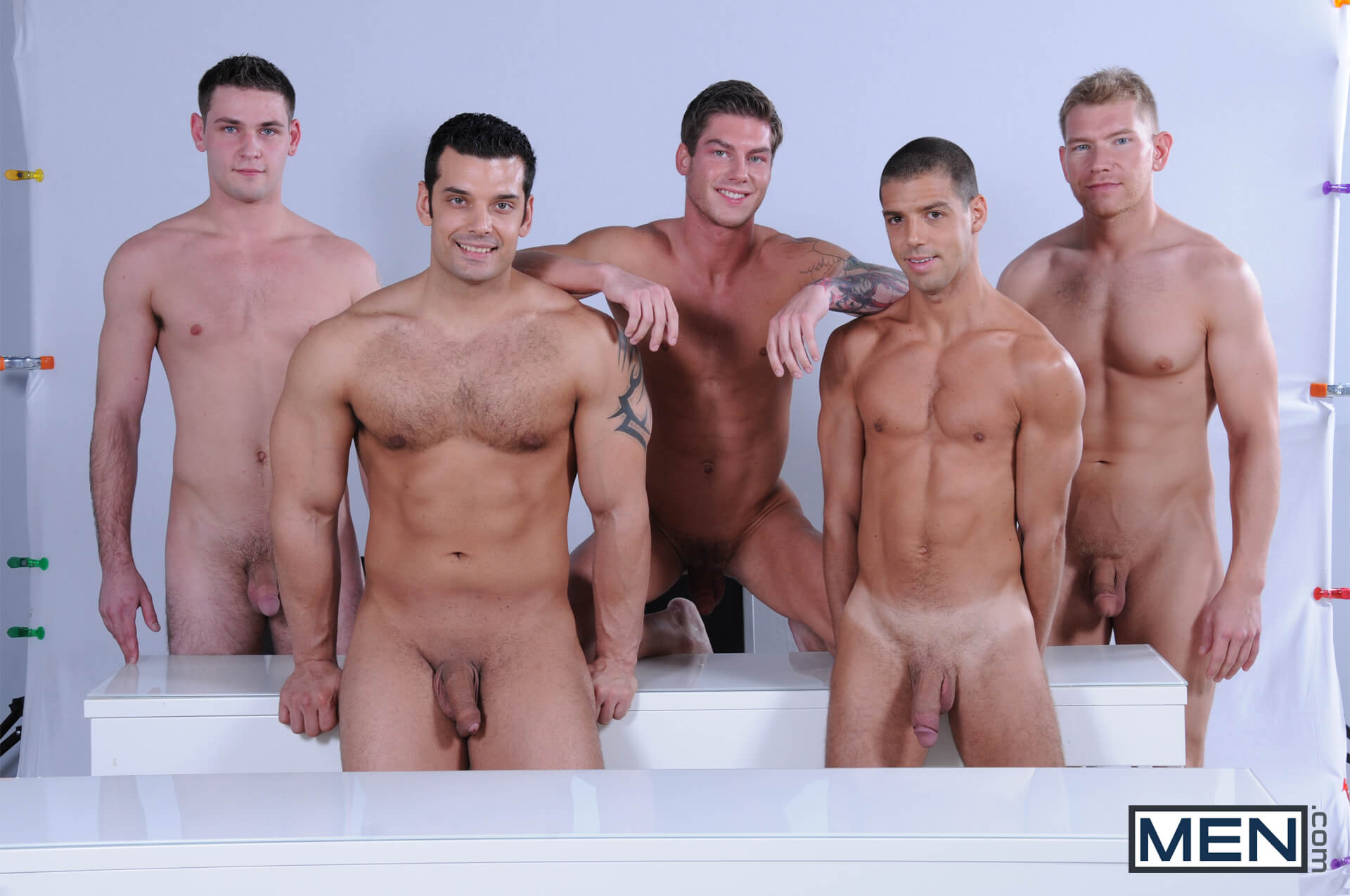 men jizz orgy the calendar shoot alex adams duncan black marcus ruhl tommy deluca vance crawford gay porn blog image 3