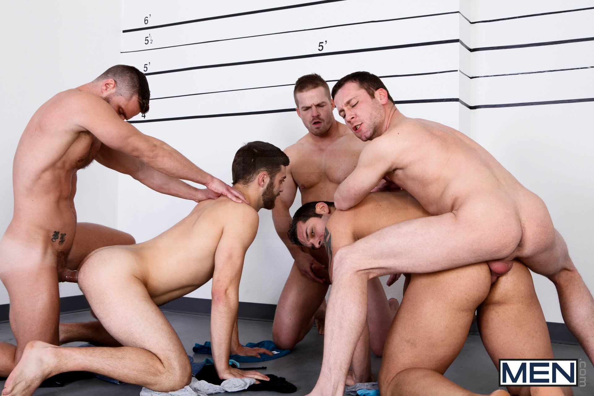men jizz orgy the line up landon conrad liam magnuson marcus ruhl tommy defendi trevor knight gay porn blog image 12