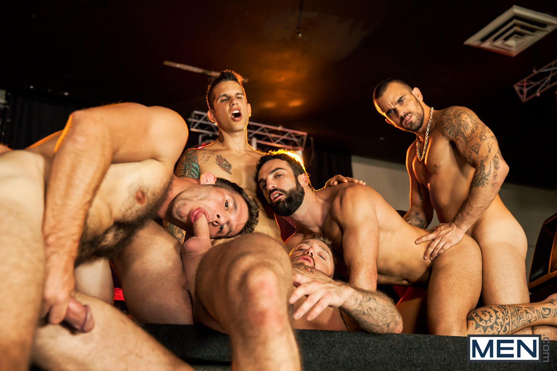 men jizz orgy thirst part 4 abraham al malek damien crosse dominique hansson jimmy fanz pierre fitch gay porn blog image 19