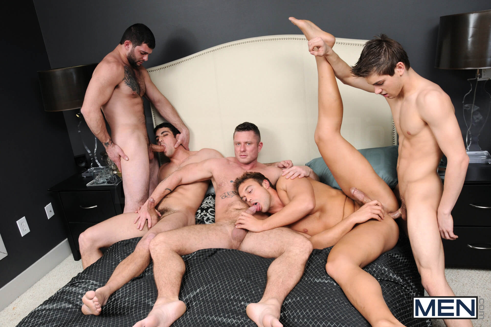 men jizz orgy tops only required charlie harding jack king johnny rapid rocco reed tony paradise gay porn blog image 12