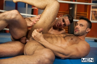 MEN.COM » Men Of UK » Body Locking Part 1 » Flex » Paddy O'Brian