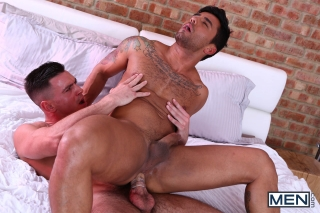 MEN.COM » Men Of UK » Hard Knox Part 1 » Bruno Bernal » Paddy O'Brian