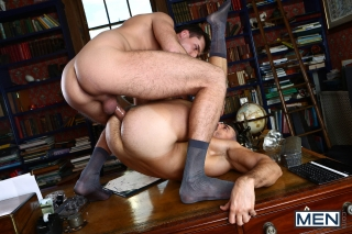 MEN.COM » Men Of UK » Ivy League Part 2 » Jay Roberts » Theo Ford