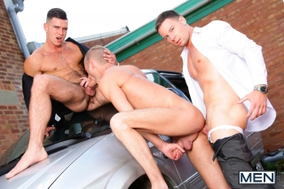 MEN.COM » Men Of UK » Meritocracy » Jonny Kingdom » Paddy O'Brian » Theo Reid