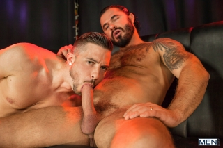 MEN.COM » Str8 To Gay » My Brother The Hooker Part 2 » Jessy Ares » Sam Barclay