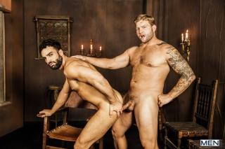 MEN.COM » Str8 To Gay » My Brother The Hooker Part 3 » Abraham Al Malek » Colby Jansen