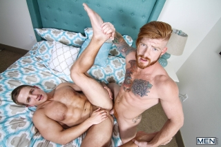 MEN.COM » Str8 To Gay » Stealth Fuckers Part 11 » Bennett Anthony » Landon Mycles