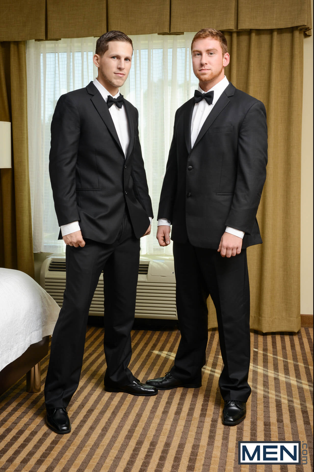 men str8 to gay the groomsmen part 3 connor maguire roman todd gay porn blog image 1
