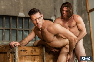 MEN.COM » Super Gay Hero » Captain America: A Gay XXX Parody Part 3 » Alex Mecum » Paddy O'Brian