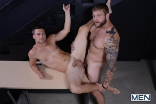 MEN.COM » Top To Bottom » Colby Jansen » Jimmy Johnson
