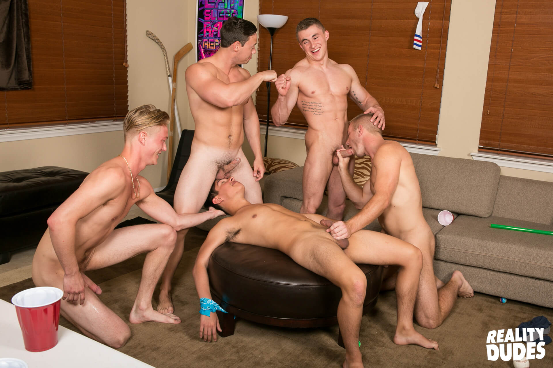 reality dudes dick dorm a spit delight gay porn blog image 22