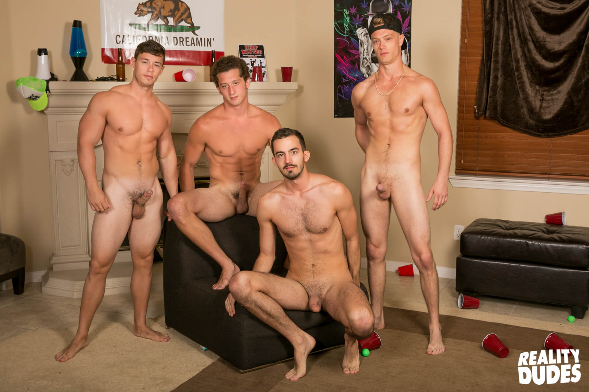 reality dudes dick dorm banana split gay porn blog image 21