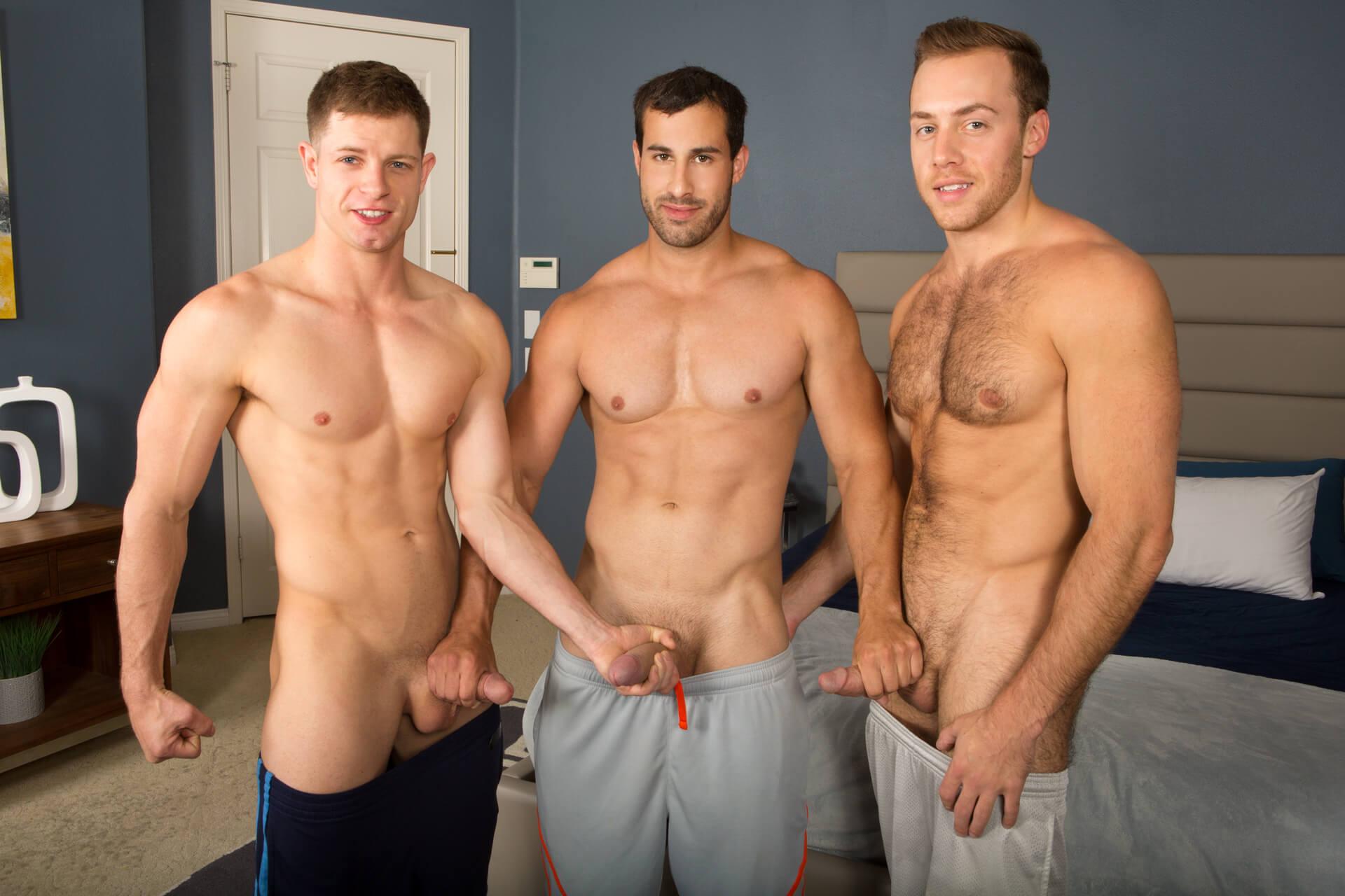 sean cody bareback threeway randy dean cory gay porn blog image 5