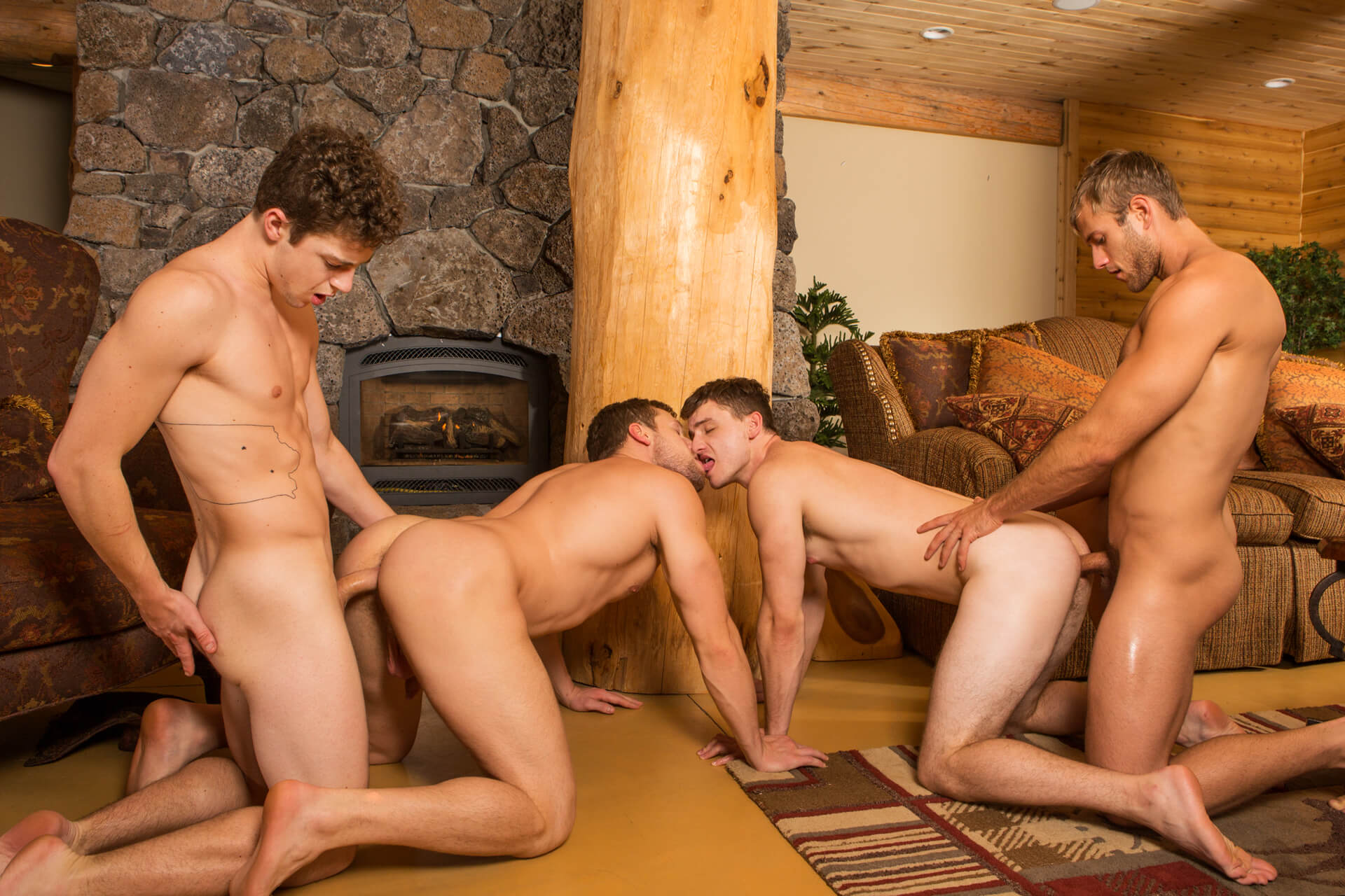 sean cody winter getaway day 8 bareback foursome atticus blake brendan robbie gay porn blog image 15